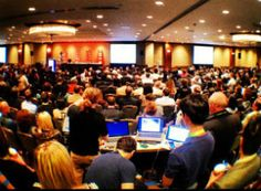 '5 Ways to Optimize the Business Value of Attending Conferences' - great tips here.