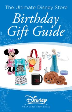a28d9ddf00b424 The Ultimate Disney Store Birthday Gift Guide