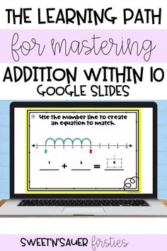 Make practicing addition within 10 fun and interactive for your kindergarten, 1st, or 2nd grade students! My resource was created for Google Slides, so it can be used in the classroom or for distance learning. The activities use ten frames, fingers, pictures, and more to support your students practicing their addition skills.