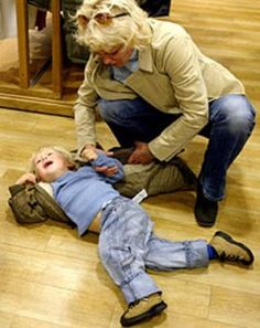 We talk about why a child throws a tantrum and what you can do to avoid them in your child. You need to decide if they are trying to tell you something, are tired or spoiled and work with your child to let them know the tantrum is not ok and how to avoid them. http://theoddcoupleblog.com/reasons-tantrum-avoid