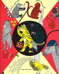 Amelie Fontaine illustration | Pinspiration