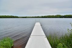 Upper Clam Lake swimming and boating