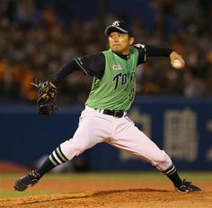 Masanori Ishikawa (Tokyo Yakult Swallows)