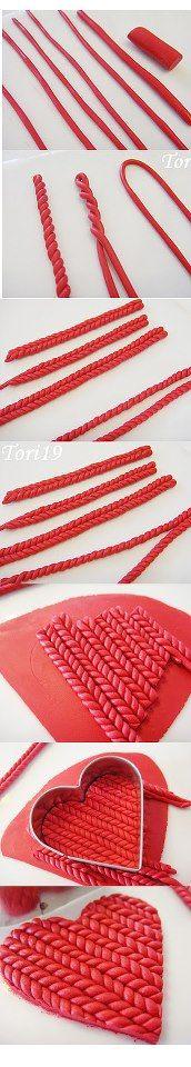 fondant knitting