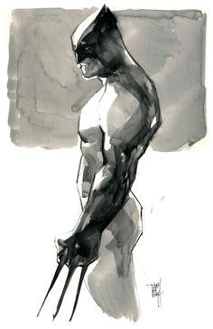 Wolverine by Alex Maleev