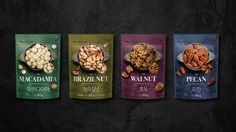 Rice Packaging, Food Packaging Design, Brand Packaging, Label Design, Package Design, Cookies Et Biscuits, Organic Recipes, Food Styling, Food Photography