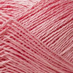 Lino Rosa - Woolpack Grapefruit, Pink, Linen Fabric, Threading