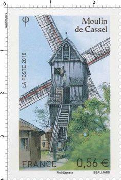 2010 - Moulin de Cassel (Nord)