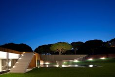 Casa Vale Do Lobo by Arqui Arquitectura | HomeDSGN, a daily source for inspiration and fresh ideas on interior design and home decoration.