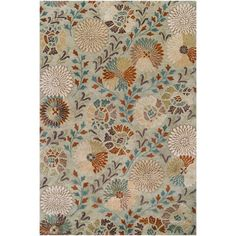 Hand Tufted Louth Rug