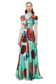 Carolina Herrera | Resort 2015 Collection | Style.com