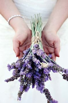 Lavender #wedding bouquet // Photography: Photography On Hermitage.