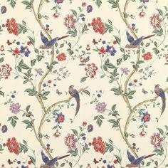 Laura ashley - summer palace wallpaper