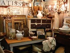 Monticello Antique Marketplace - This would be amazing to visit