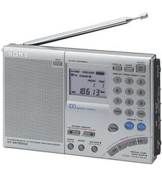 Kacommunications - Sony SY-ICF-SW7600GR Multi-Band World Receiver Radio, $149.99 (http://www.kacomm07.com/sony-sy-icf-sw7600gr-multi-band-world-receiver-radio/)