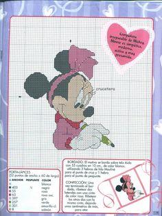 Gallery.ru / Фото #12 - punto de cruz Disney 13 - anfisa1