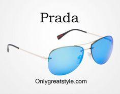Prada eyewear spring summer 2016 for men