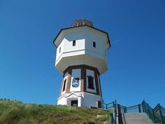 Wasserturm auf Langeoog: Das Wahrzeichen der Insel