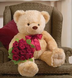 teddy bear for boyfriend valentines day