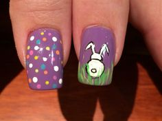 Easter by Fabulousnails4 from Nail Art Gallery