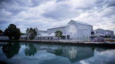 Inauguration des nouveaux bâtiments du Centre national des arts du cirque - Châlons-en-Champagne - Drac Alsace - Champagne-Ardenne - Lorraine - Ministère de la Culture et de la Communication