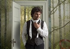 Jonas Kaufmann as Werther. He is perfection as Werther.