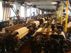 Georgian Gentleman -- When cotton was King…. a visit to Quarry Bank Mill in Manchester