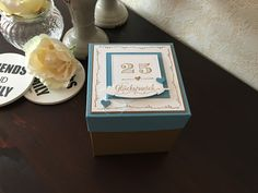 Willkommen auf meinem Blog!  Schön dass ihr hiervorbei schaut!   Eine treue Kundin benötigte eine Geburtstagskarte für einen jungen Mann. E...