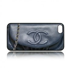 Chanel  Blue Bag 1 iPhone 4 4s  or iPhone 5 case