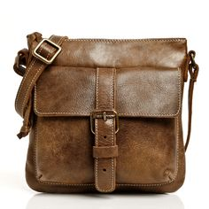 Venetian Satchel Vintage Tribe Leather | Womens Mid Sized Leather Bags | Roots