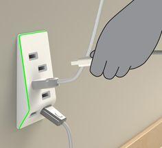 The Bolt USB Outlet