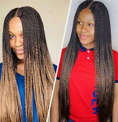 Long Ponytail with Multiple Braids - 40 Best Sporty Hairstyles for Workout – The Right Hairstyles - The Trending Hairstyle Black Boy Hairstyles, Cool Braid Hairstyles, African Braids Hairstyles, African American Hairstyles, Straight Hairstyles, Braided Hairstyles, Box Braid Wig, Braids Wig, Twist Braids