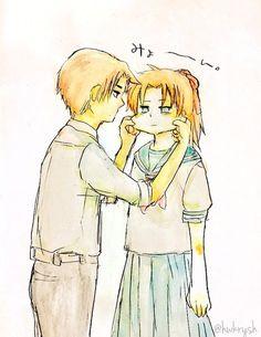 담아감 Conan, Heiji Hattori, Wattpad Stories, Case Closed, Magic Kaito, Tsundere, Cute Anime Couples, Anime Shows, Anime Love