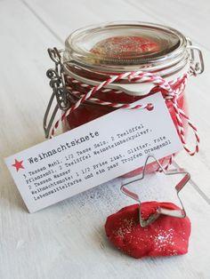 Supersüße Idee für ein last minute Weihnachtsgeschenk. Ich liebe es :-)