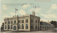 vintage Bay City Michigan   Bay City Armory hits century mark: Friday headlines you may have ...