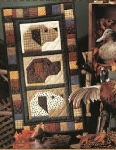 Image result for Free Puppy Quilt Pattern
