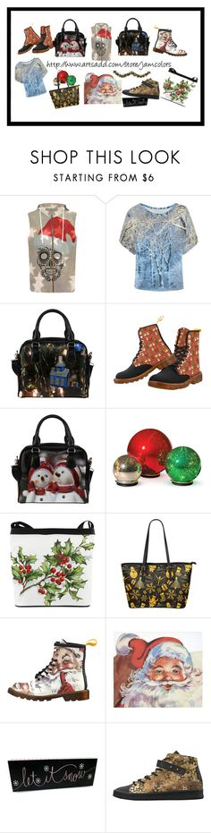 """""""JAMColors on ArtsAdd - Christmas advertising Nr. 1"""" by jamfoto-angelikamoethrath on Polyvore featuring Improvements"""