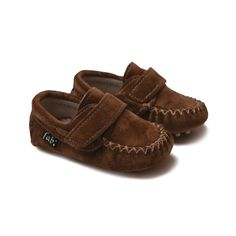 #Fab. Baby Bear shoe - Marron - #Baby #Shoes - Shoes | Fab. accessories