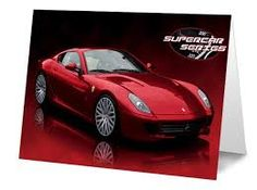 Image result for ferrari happy birthday card to write on
