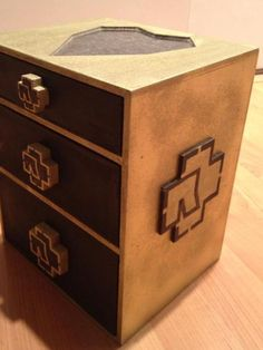 Rammstein Jewlerry box