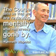 Happy New Year reflections. -with Kenneth Wapnick #happynewyear #celebrate #spiritjunkie www.45DaysWith.com
