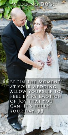 Wedding tip for couples getting married!