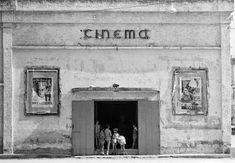 """'Cinema', by Thomas Hoepker, Naples, Italy, 1956."