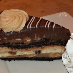 Reeses Peanut Butter Chocolate Cake Cheesecake - The Cheesecake Factory - Zmenu, The Most Comprehensive Menu With Photos