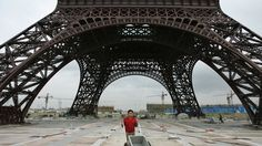 Replica of Paris in China becomes ghost town