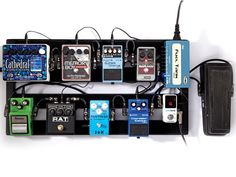 How to make a pedalboard.