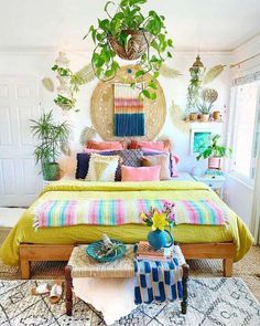 14 Secrets to Styling a Bohemian Abode! - Everything Abode