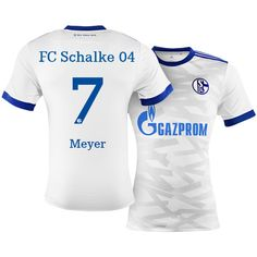 Schalke 04 max meyer 17-18 Away Jersey