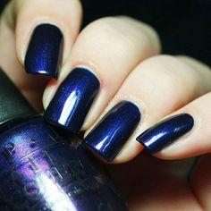 O.P.I ~ Russian Navy  Ein echter Klassiker.  #opi #russiannavy #opirussiannavy #tvdopi #notd #nails #nailpolish #nailstagram #nailswag #nail #instagood #beauty