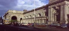 Google Image- Newcastle Central Station.
